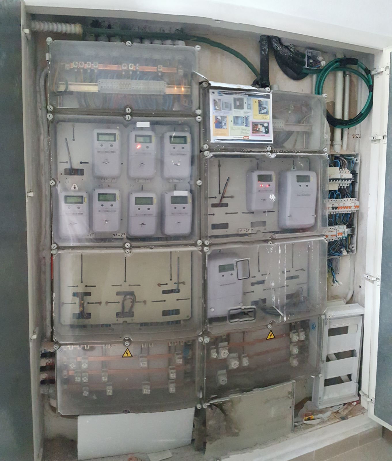 Boletin de instalador de agua gallery of boletn especial for Cuanto cuesta dar de alta la luz vivienda segunda mano