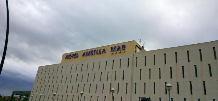 HOTEL AMETLLA DE MAR: estudio hidráulico en l'Ametlla de Mar