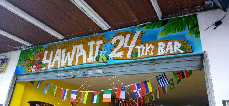 HAWAII 24: nuevo bar cockteleria en Salou