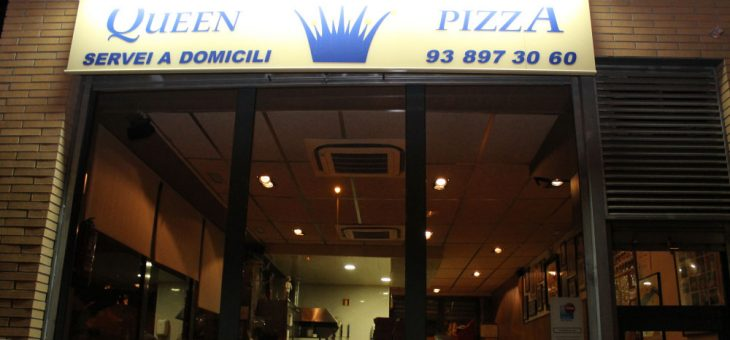 PIZZA QUEEN CANYELLES: Nueva ubicación