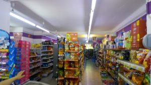 Supermercados Trady's: nueva línea eléctrica 3