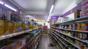 Supermercados Trady's: nueva línea eléctrica 2