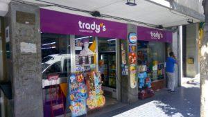 Supermercados Trady's: nueva línea eléctrica 1