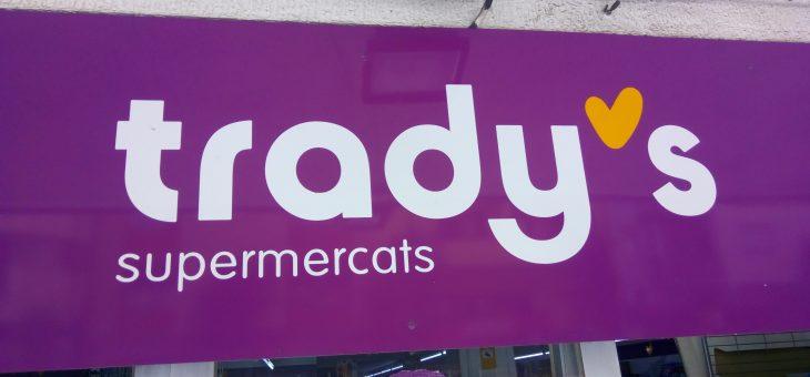 Supermercados Trady's: nueva línea eléctrica