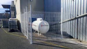 PENTRILO: Proyecto de gas propano 2