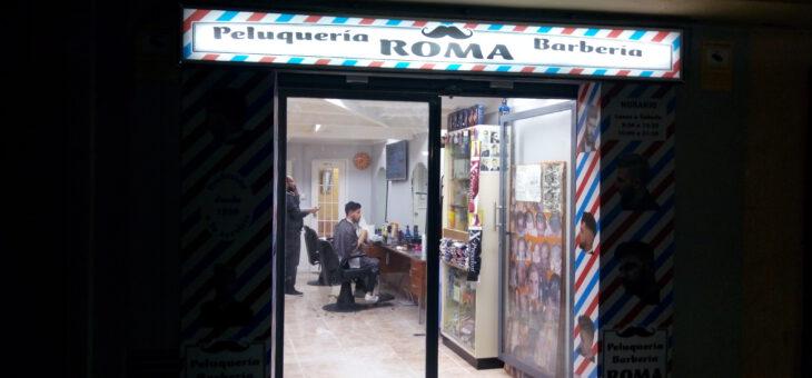 Peluquería-Barbería Roma en Reus