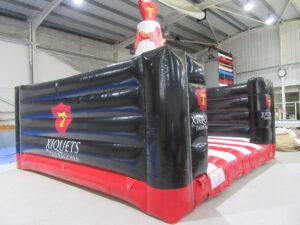 XIQUETS DE TARRAGONA: parc inflables 2