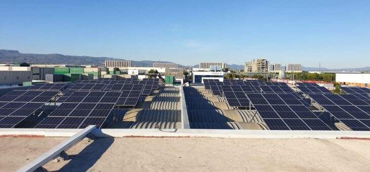 Proyecto de una instalación fotovoltaica para autoconsumo